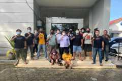 Bea Cukai dan BNN ungkap peredaran narkoba jaringan Malaysia di Kolaka